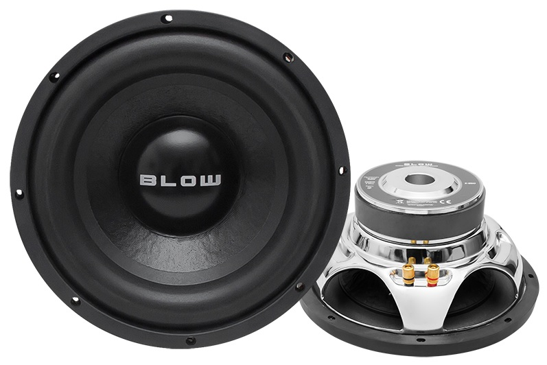 "subwoofer Blow Z-250 4Ohm10"" 400W"