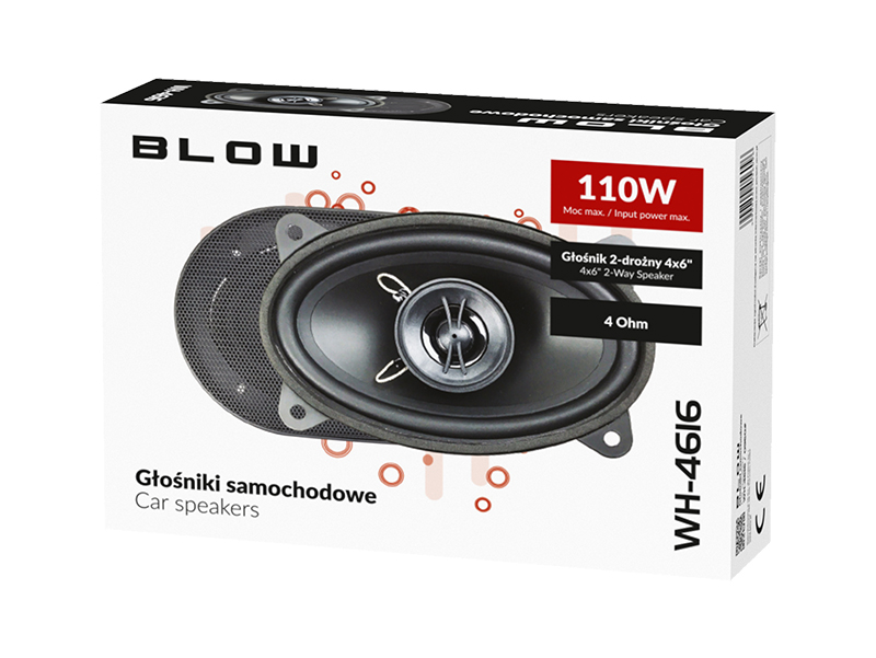 reproduktory BLOW WH-4616