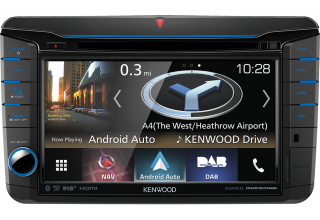 Kenwood DNX518DABS
