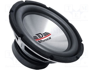 subwoofer  PHONOCAR 2/078  - 250 mm (10