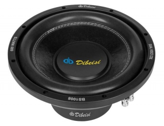 subwoofer DBS-BS1008 2x4Ohm 10""