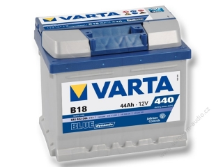 Varta 12V/44Ah  BLUE dynamic